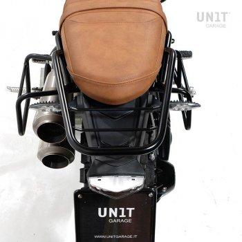 rear luggage rack
