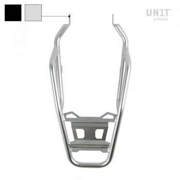 Rear luggage rack with passenger grip Triumph 1200 XC & XE