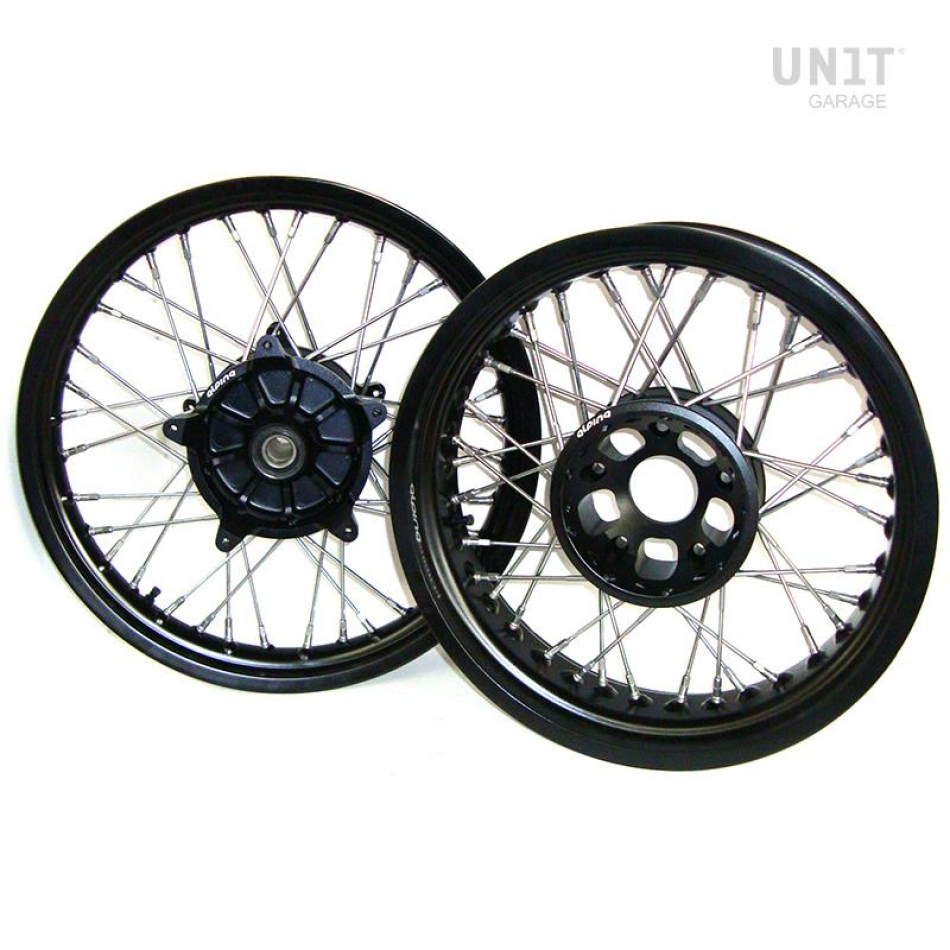Ruote STS Tubeless Complete R1200 GS LC black