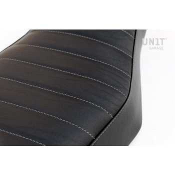 Leather Biposto seat NineT