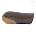 Seat Brown Leather, Canvas