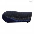 Seat Black leather, Canvas