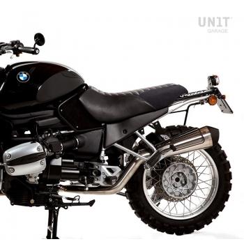 Seat Black Leather, Canvas R850R-R1100R