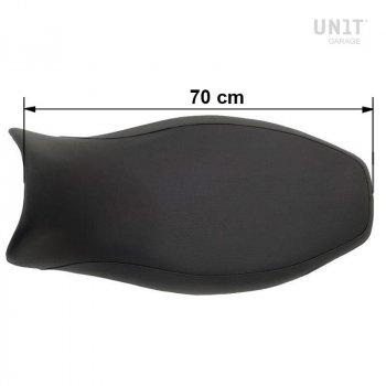 Long seat black