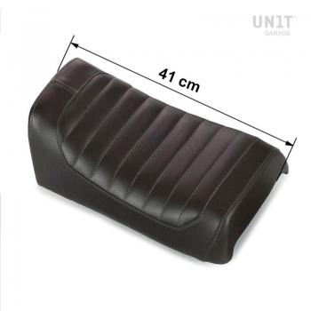 Leather Monoposto seat kit nineT/7