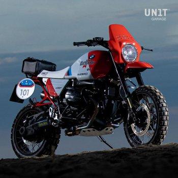 Monoposto seat kit nineT Paris Dakar in Sky