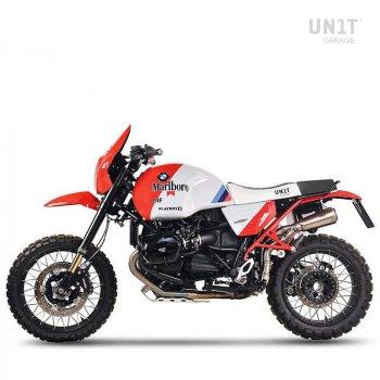 Fuel tank nineT Paris Dakar GR86