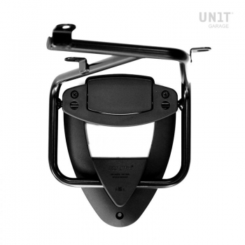 Quick Release System for Panniers