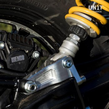Support rear suspension K series