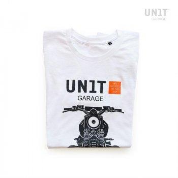 T-shirt Unit Garage White