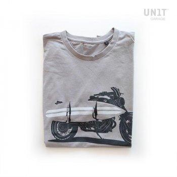 T-shirt Unit Garage Grey