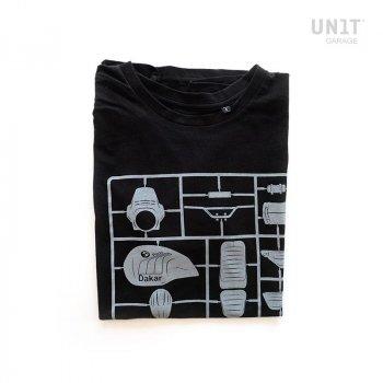 T-shirt Unit Garage Black
