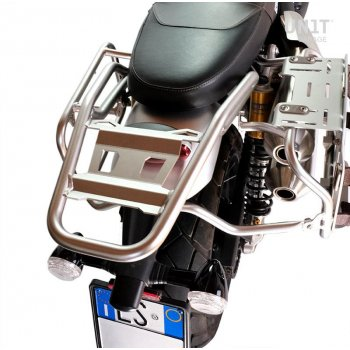 Right subframe R 1250 GS for aluminum panniers