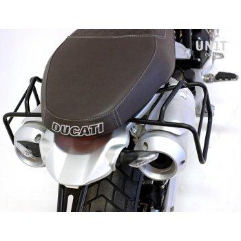 Left frame Ducati Scrambler 1100