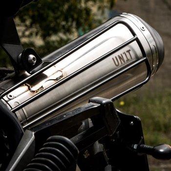 Unitgarage Exhaust for R 850GS R 1100GS R 1150GS & ADV